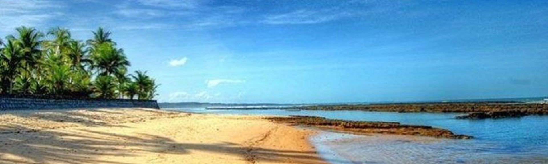 Îlot de la Coroa Vermelha, Santa Cruz Cabrália, Bahia, Brésil