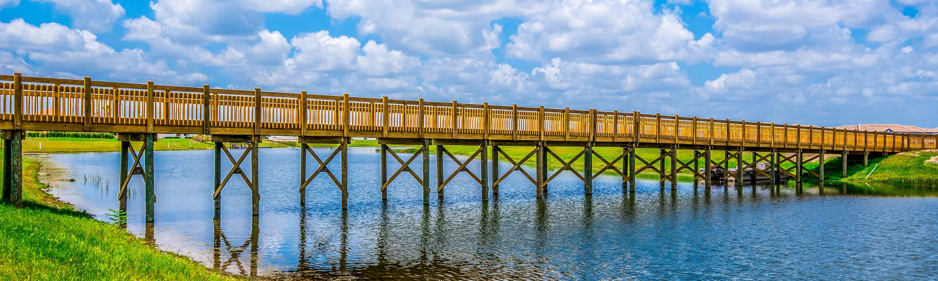 Chatham Park, Kissimmee, Florida, USA