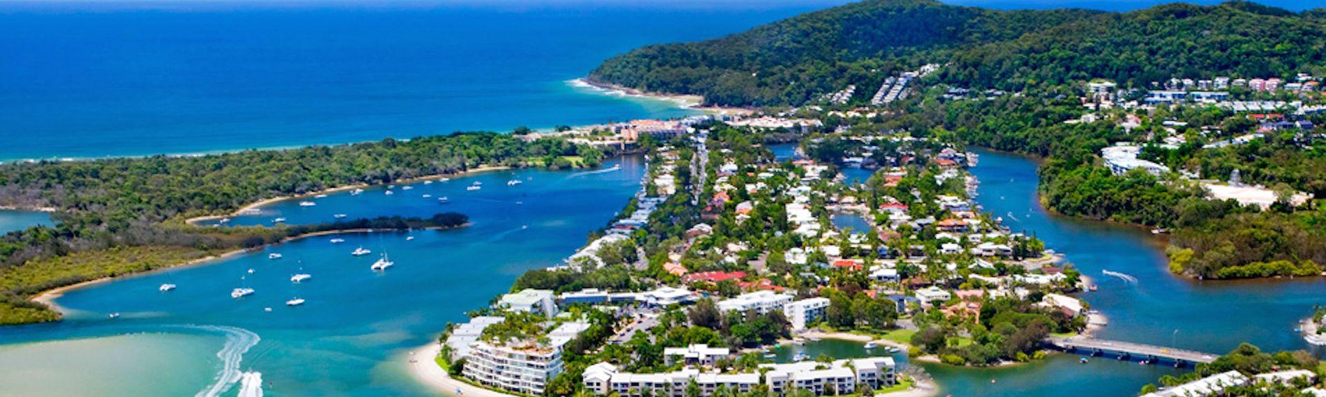 Doonan, Sunshine Coast, Queensland, Australien