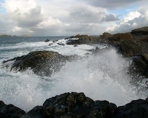 Isle of Mull, UK