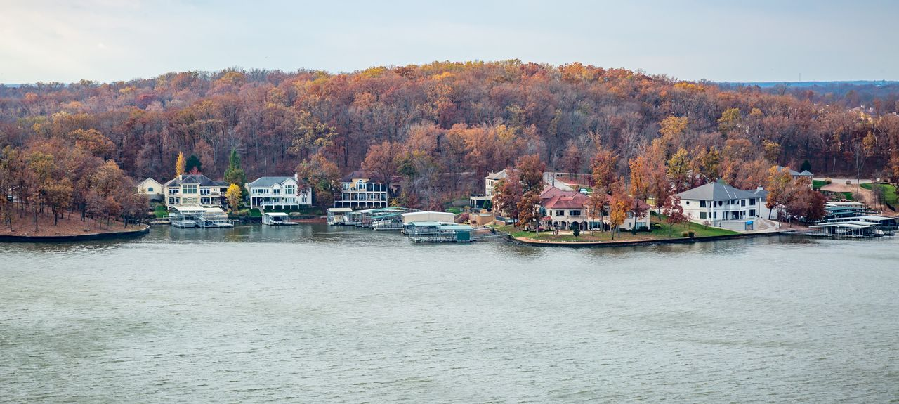Lake of the Ozarks, Missouri, États-Unis d'Amérique