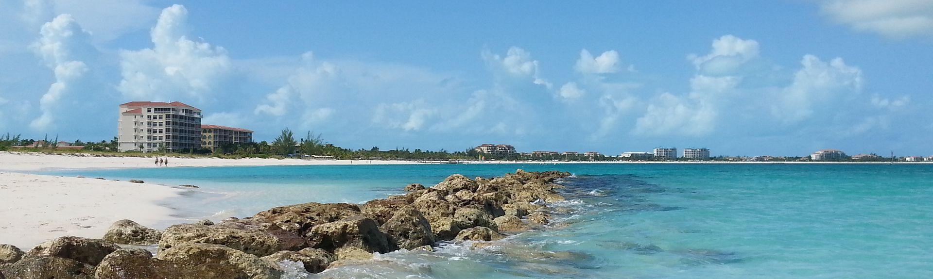 Norte de Caicos, Turcos e Caicos