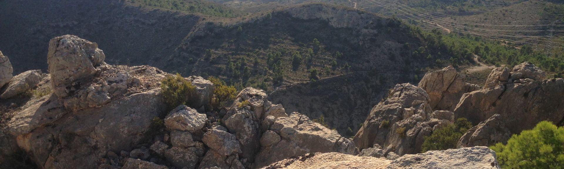 Penàguila, Comunidad Valenciana, Espanha