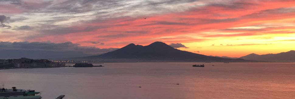 Posillipo, Napoli, Campania, Italia