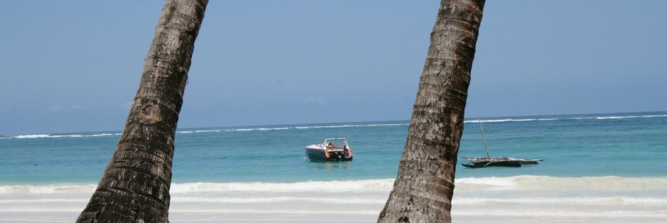 Diani Beach, Kwale County, Kenia
