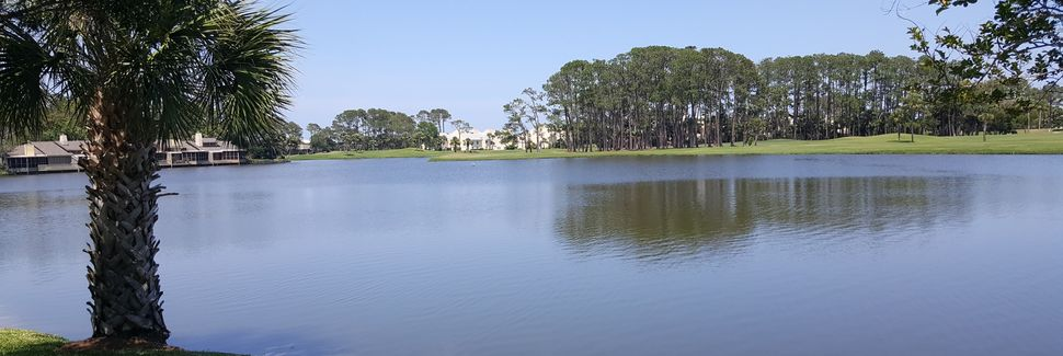 Marsh Landing Country Club, Ponte Vedra Beach, FL, USA