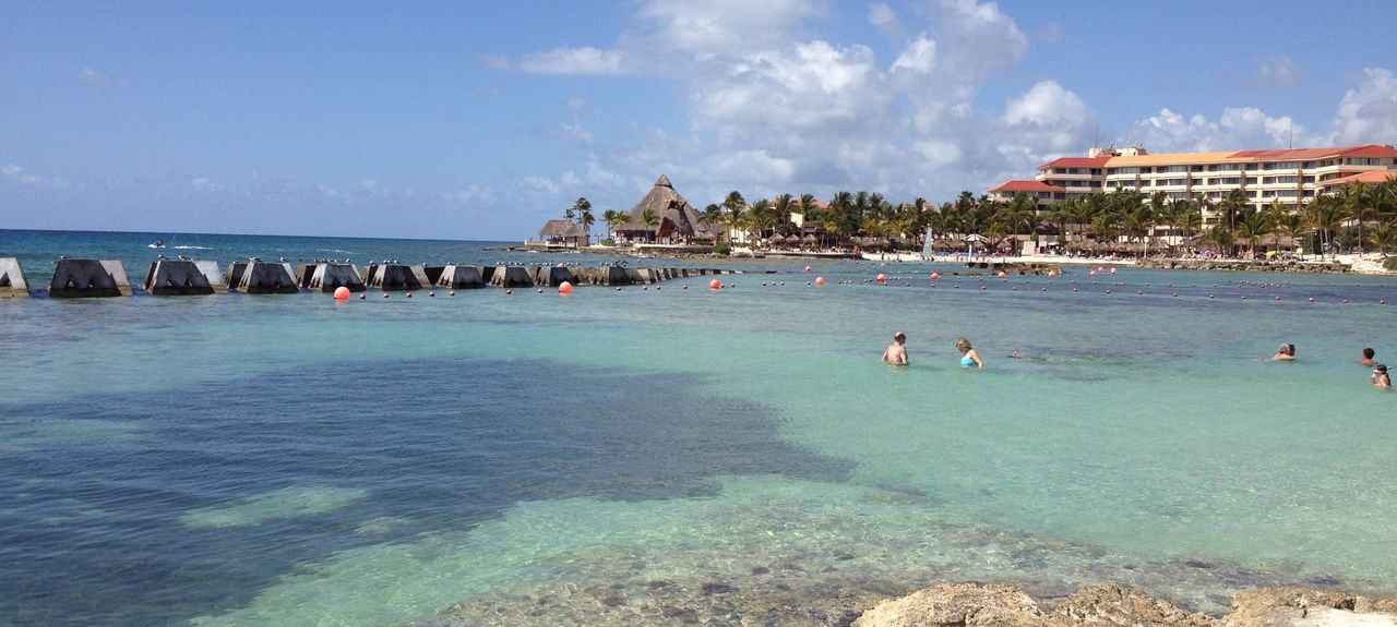 Paa Mul, Quintana Roo, Mexique