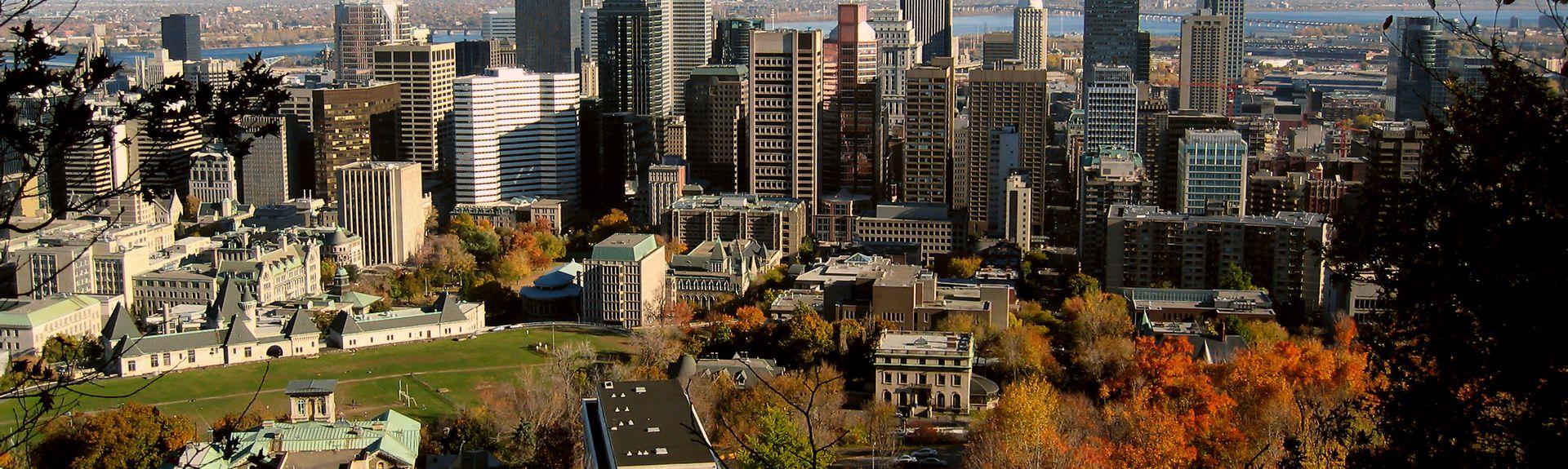 Mont-Tremblant, Québec, Canada