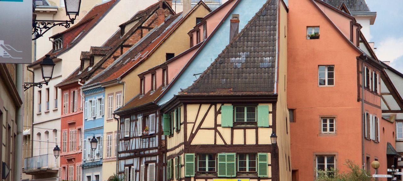 Eguisheim, Gran Este, FR
