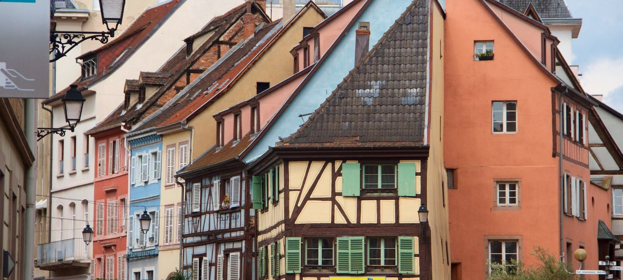 Eguisheim, Gran Este, Francia