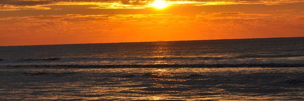 East Beach, Kiawah Island, South Carolina, Vereinigte Staaten