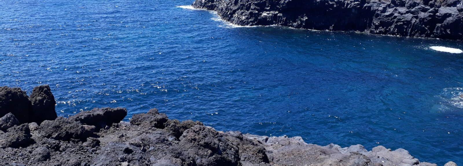 Quemada Strand, Yaiza, Kanarische Inseln, Spanien