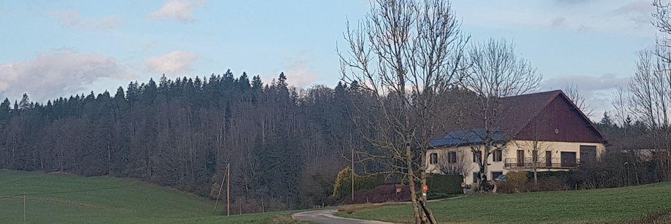 Stacja L'Hopital-du-Grosbois, Besançon, L'Hôpital-du-Grosbois, Bourgogne-Franche-Comté, Francja