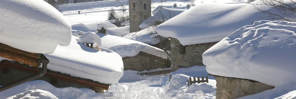 La Légettaz, Val-d'Isère, Auvernia-Ródano-Alpes, Francia