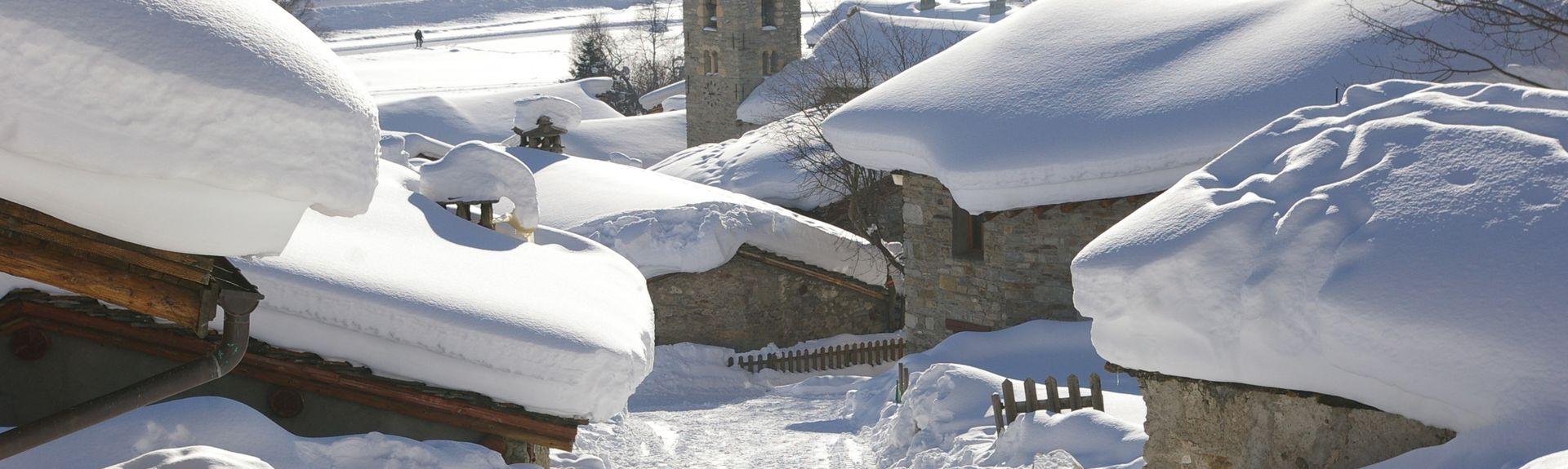 La Légettaz, Val-d'Isère, Auvergne-Rhône-Alpes, France