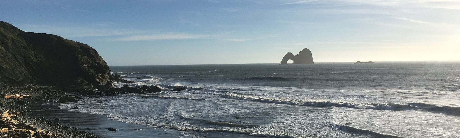 Otter Point State Recreation Site, Gold Beach, Oregon, United States of America