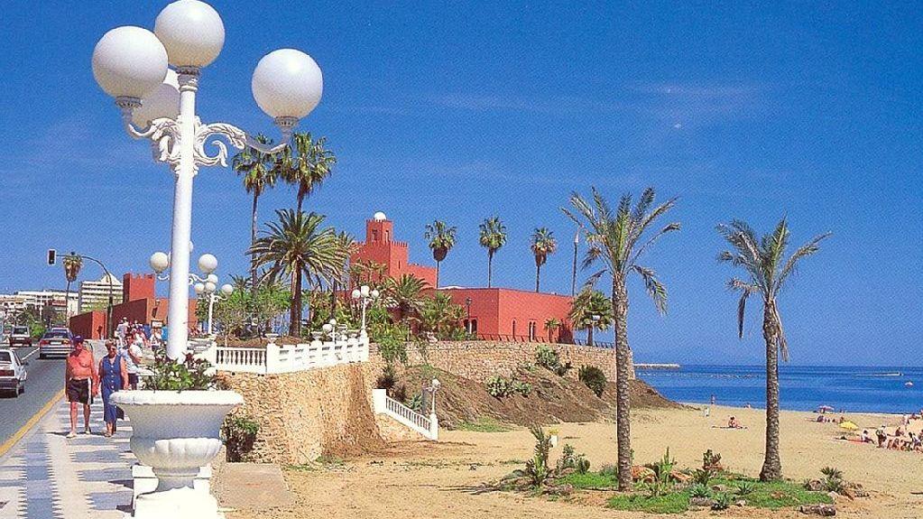 Torrequebrada, Benalmádena Costa, Andalucía, España