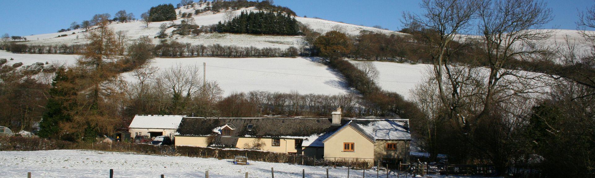 Gilwern, Wales, Yhdistynyt Kuningaskunta