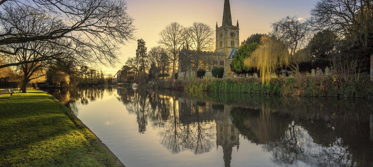 Warwickshire (Grafschaft), England, Großbritannien
