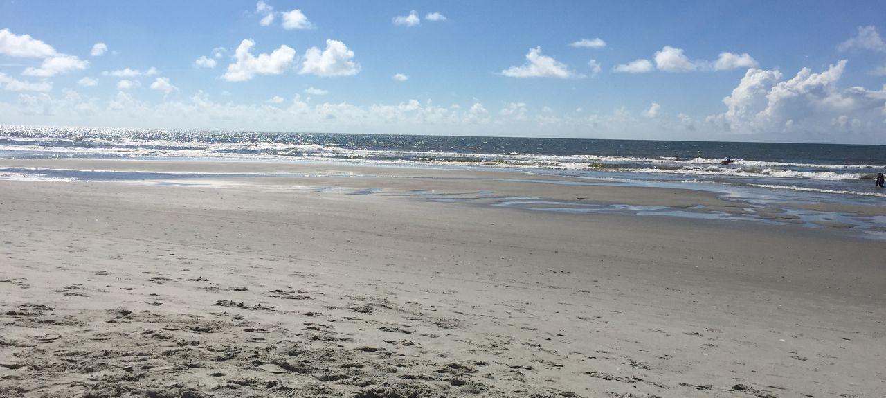 Sea Scape Crescent Beach North Myrtle Sc Usa