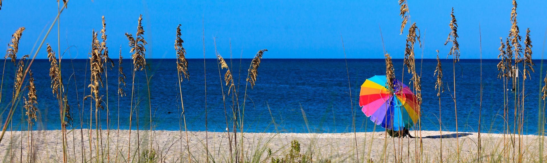 Englewood Beach, Englewood, Floride, États-Unis d'Amérique