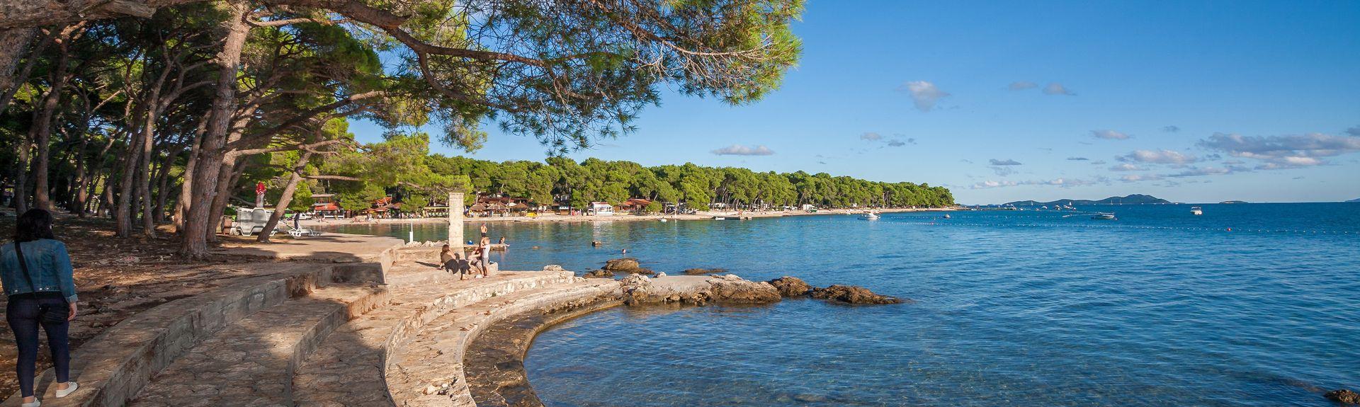Pašman Island, Zadarin piirikunta, Kroatia