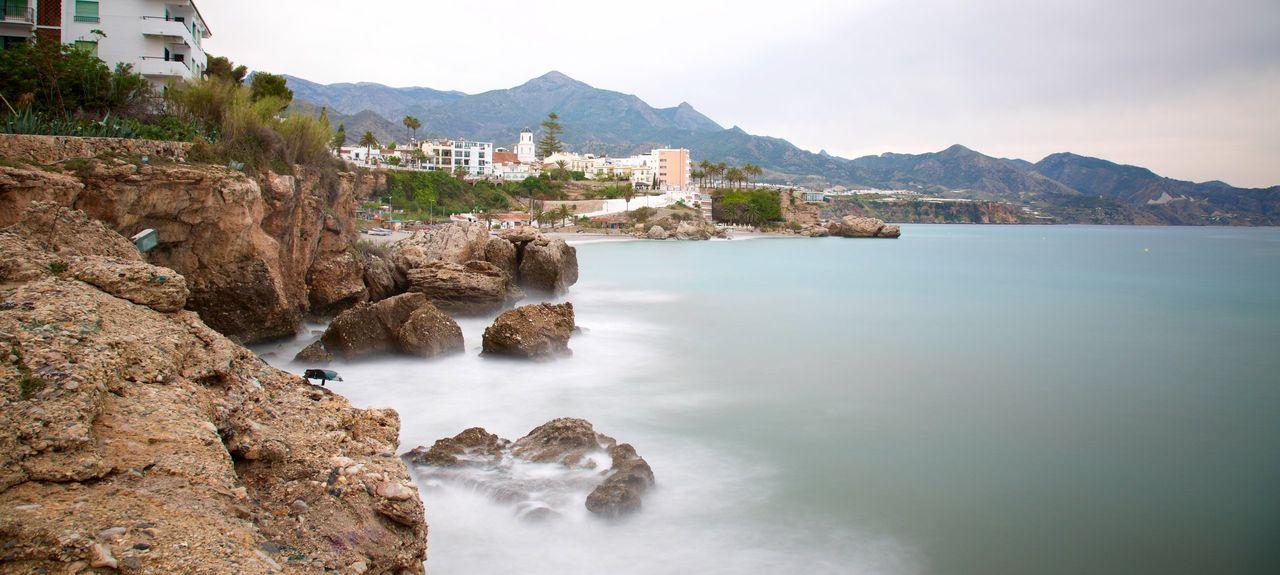 Nerja, Andalusien, Spanien