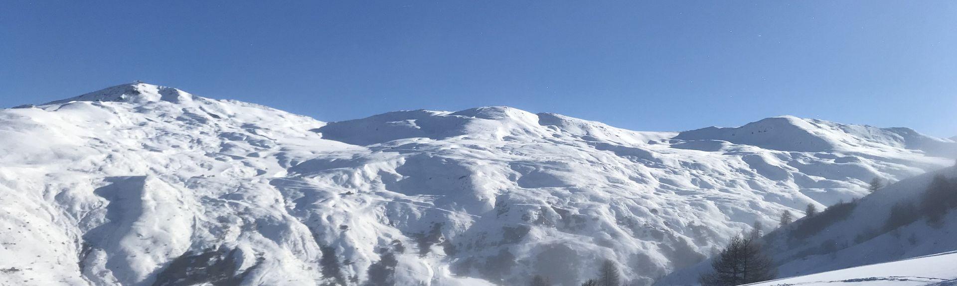 Les Granges, Valloire, Ródano-Alpes, França