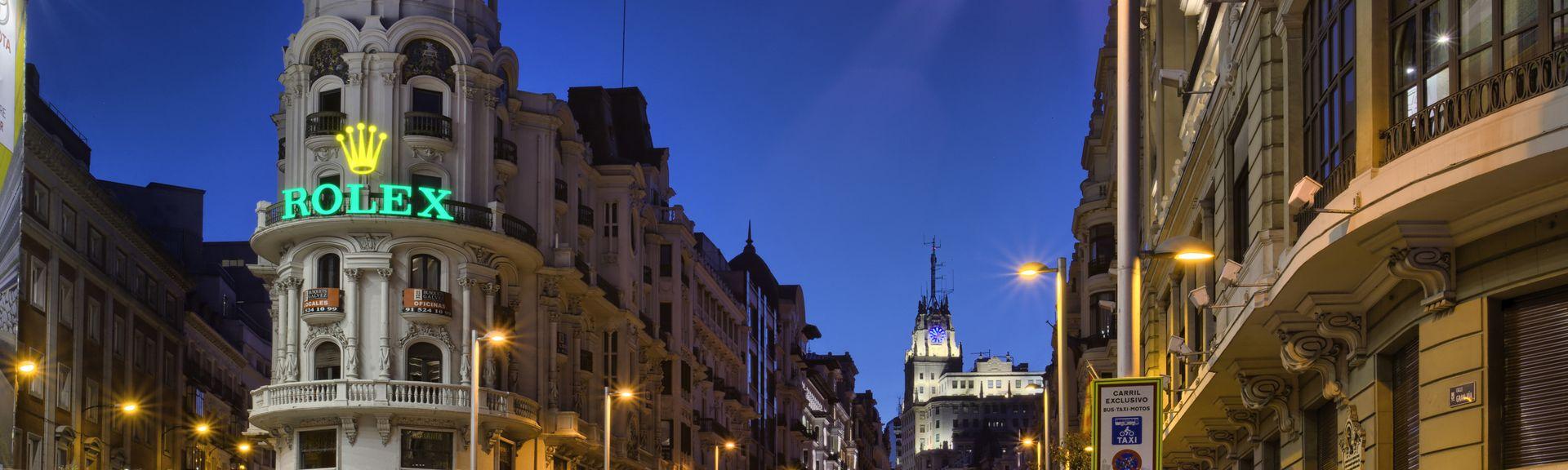 Goya, Madrid, Madrid, Spain
