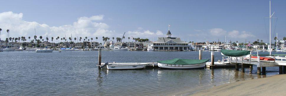 Balboa Island, Newport Beach, CA, USA