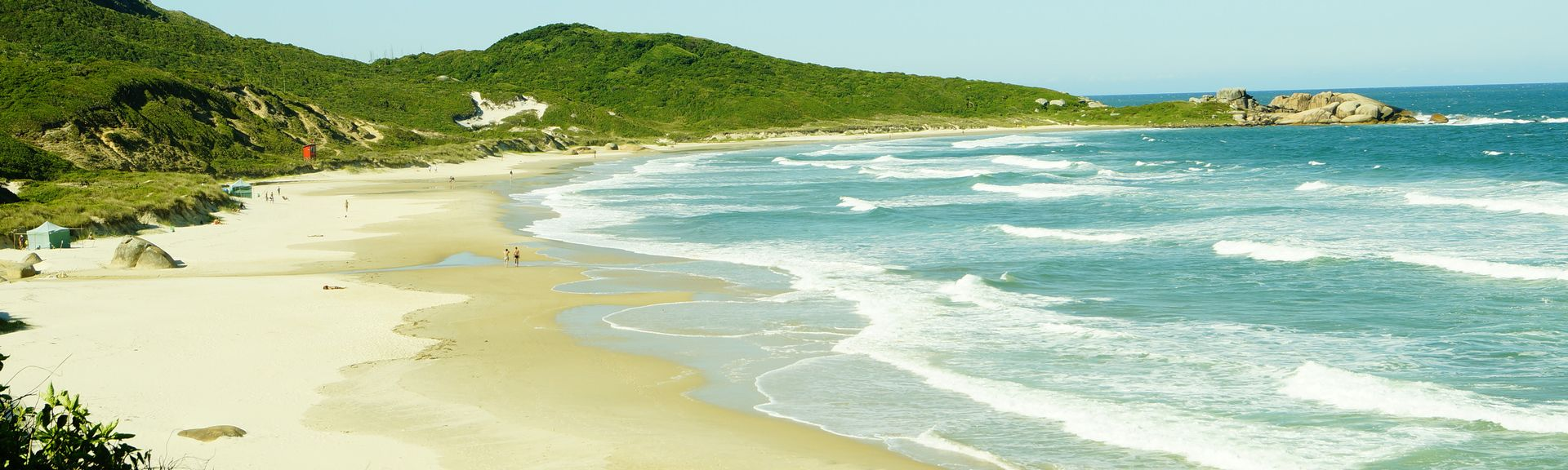 Mole Beach, Florianopolis, South Region, Brazil