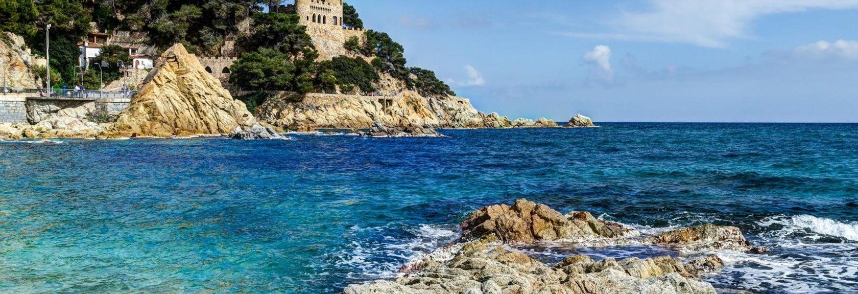 Lloret de Mar, Catalogne, Espagne