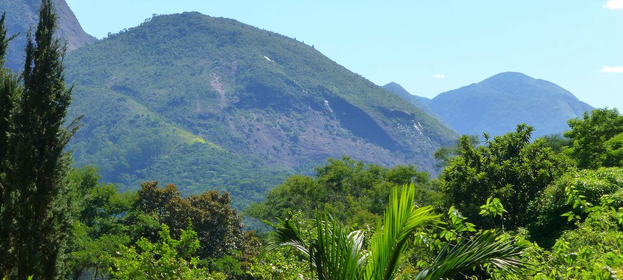 Granja Comary (CBF), Teresopolis, Brazil
