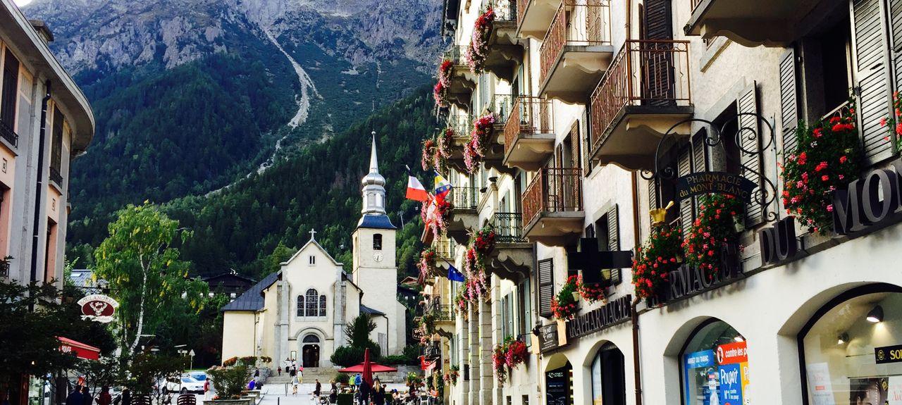 Chamonix-Mont-Blanc, Auvernia-Ródano-Alpes, Francia