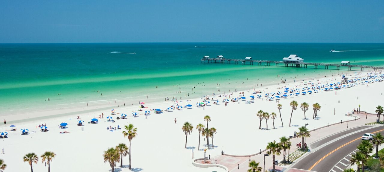 Mandalay Ave Clearwater Beach Fl