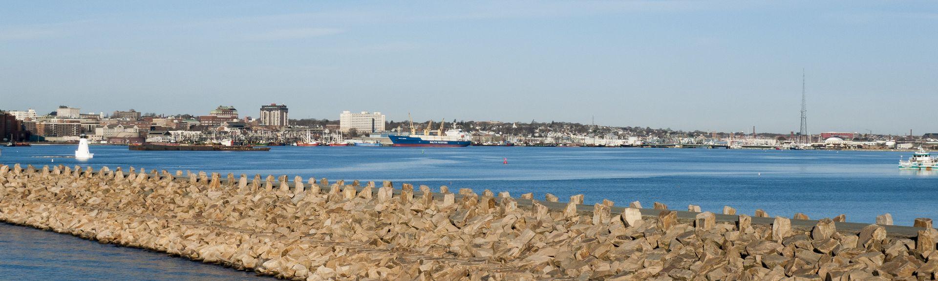 Fairhaven, Massachusetts, Forente Stater