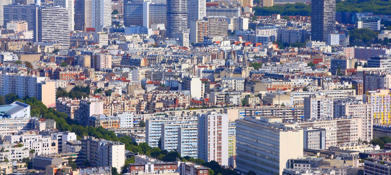 14th Arrondissement, Paris, France