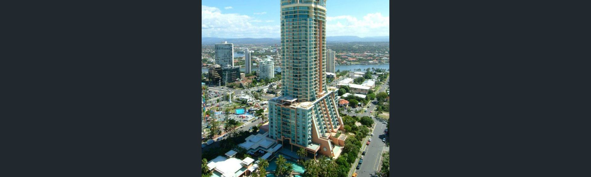 Infinity Attraction, Surfers Paradise, Queensland, Austrália
