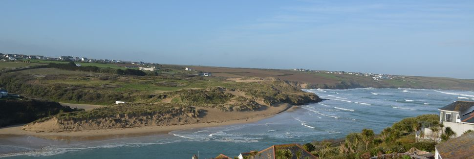 Saint Mawgan, Newquay, Cornwall, UK