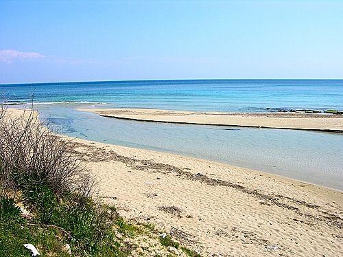 Punta Prosciutto, Puglia, Italia