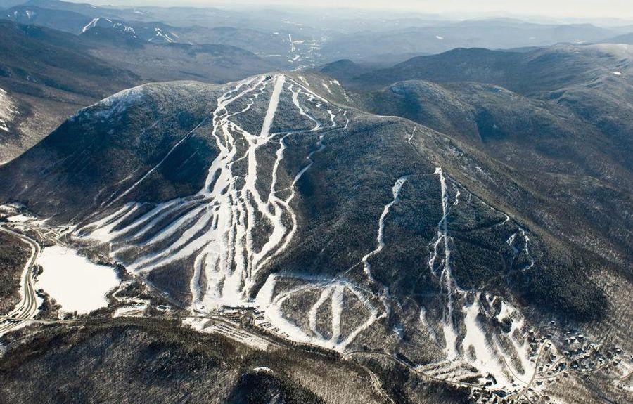 Cannon Mountain Ski Area, Franconia, NH, USA