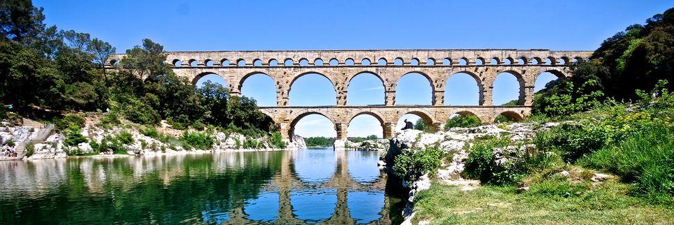 Bellegarde, Beaucaire Terre d'Argence, Occitânia, França