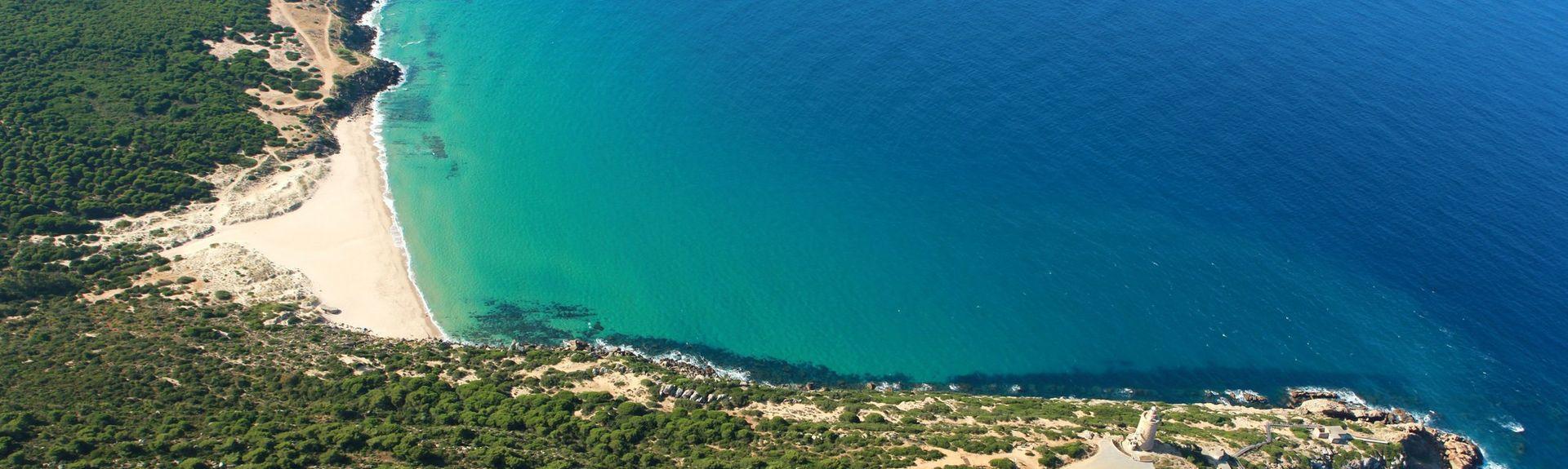 Cabo de Trafalgar, Barbate, Andaluzia, Espanha