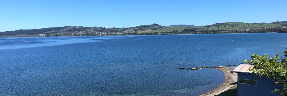 Two Mile Bay, Taupo, Waikato, New Zealand