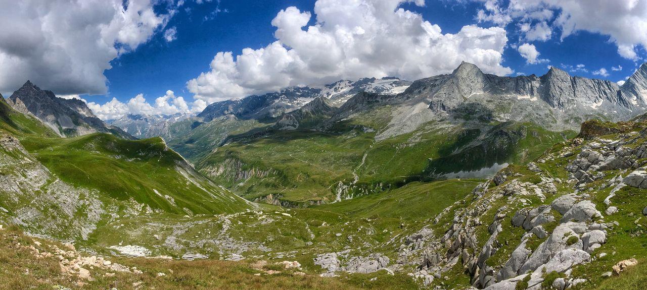 Pralognan-la-Vanoise, Auvergne-Rhône-Alpes, France