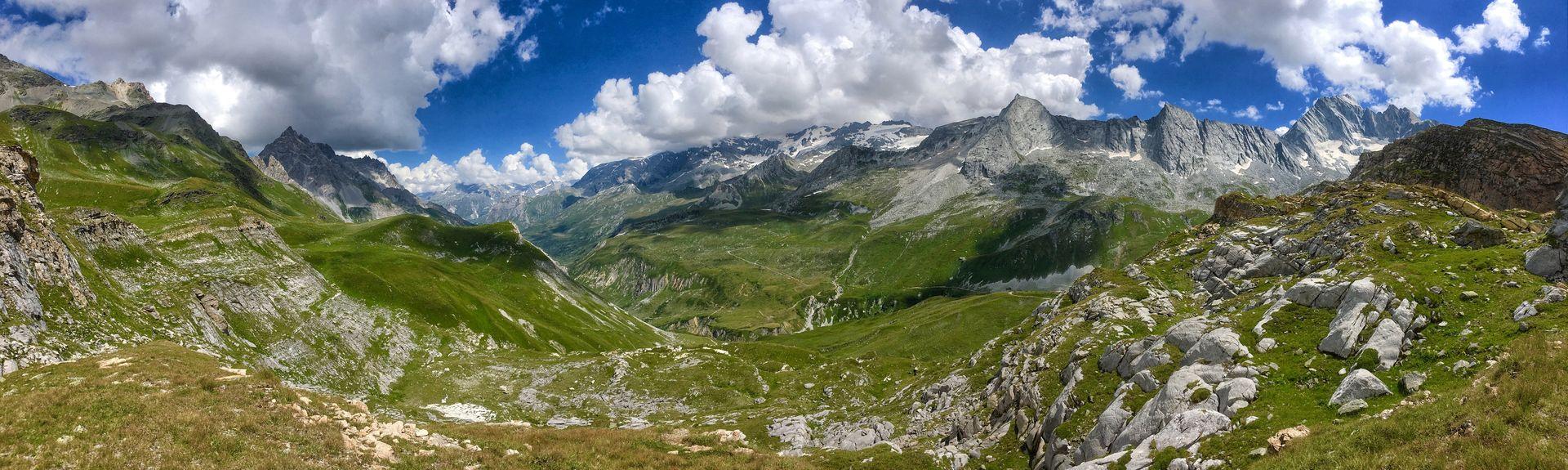 Pralognan-la-Vanoise, Savoie (département), France