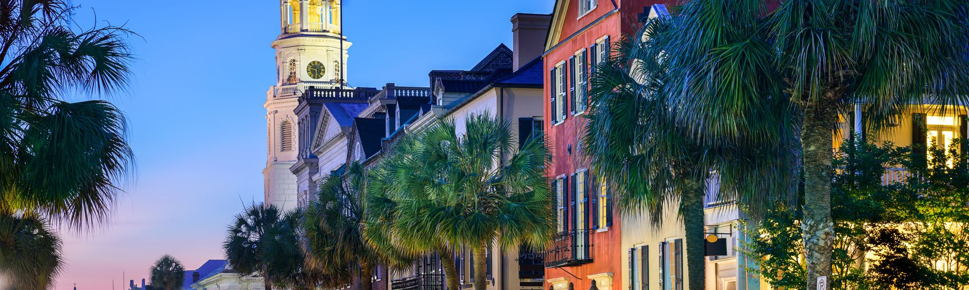 Charleston Historic District, Charleston, Etelä-Carolina, Yhdysvallat