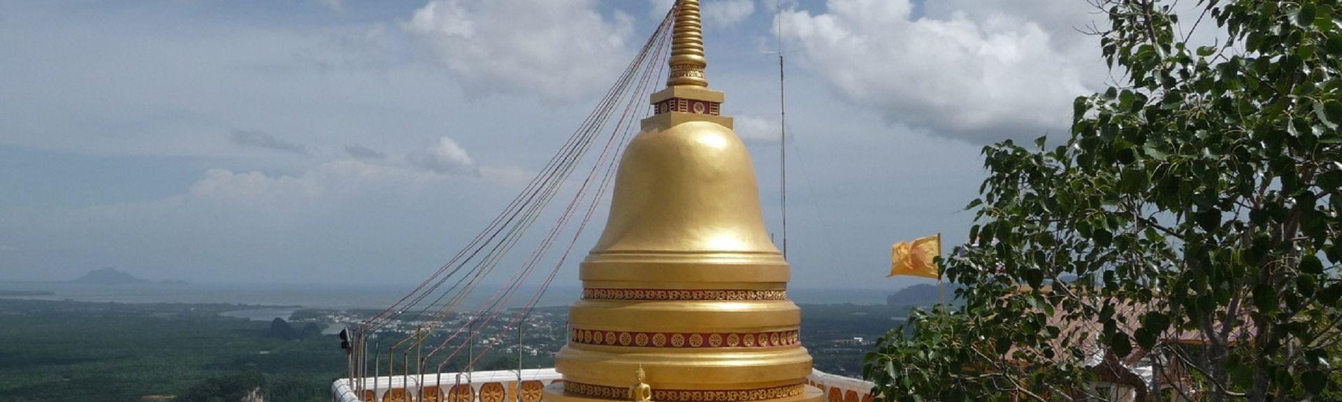 Krabin keskusta, Thaimaa