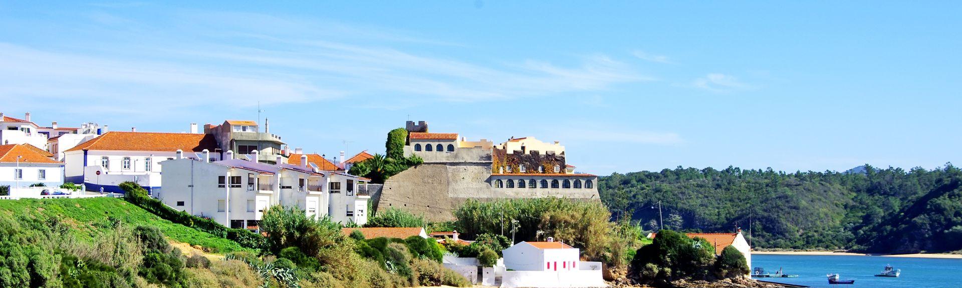 Vila Nova de Milfontes, Beja, Portugal