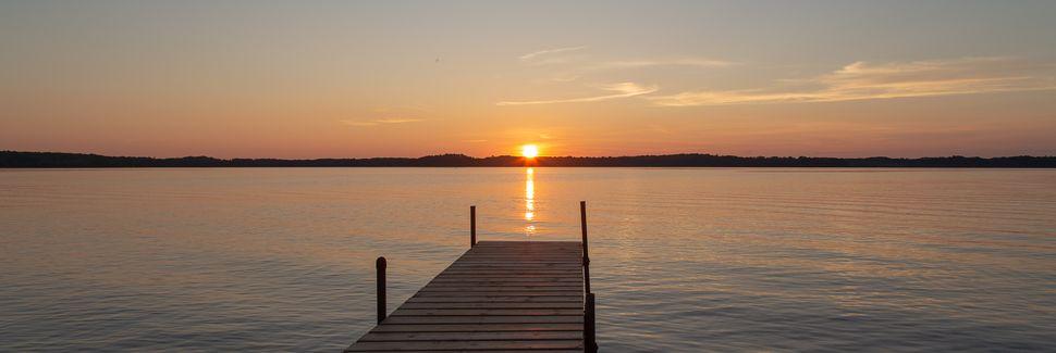 Bass Lake, Wisconsin, États-Unis d'Amérique